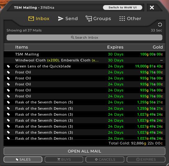 TradeSkillMaster Blog -